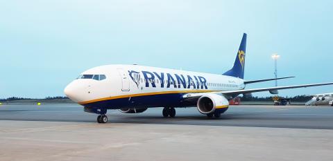 Premiär till Malta från Göteborg Landvetter Airport med Ryanair