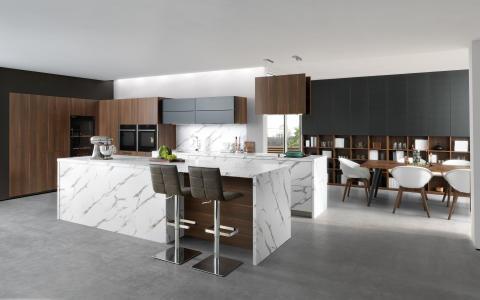 Schmidt marmor kjøkken