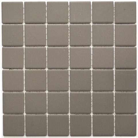 Mosaik Eventyr Lysene Latte 4,7x4,7, 548 kr. M2.