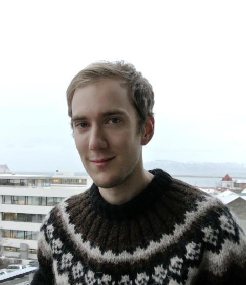 Jesper Eriksson, saxofon, masterstudent vid Kungl. Musikhögskolan