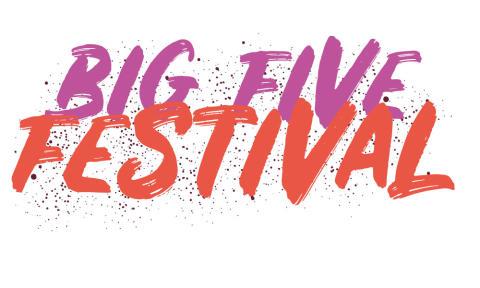 Big Five Festival turnerar vidare till Holma/Kroksbäck!