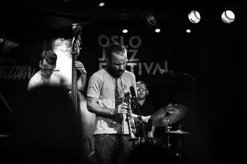 Jørgen Mathisens Instant Light, Oslo Jazzfestival