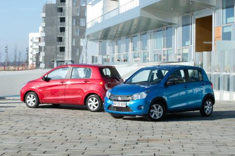 Suzuki lancerer mikroklassens mest praktiske bil