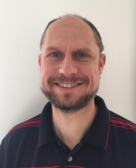 Bertil Ahlqvist ny på UIC Södertälje