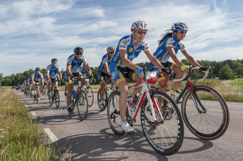 ​Klart för start i Ride of Hope 2016