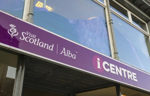 Refurbishment for Portree iCentre