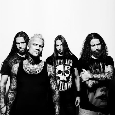 Death Destruction åker på klubbturné med In Flames våren 2012