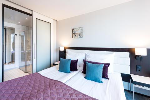 Standard room @ Clarion Hotel Stockholm