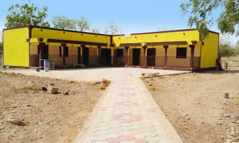 Ein Herzensprojekt: Gerlach hilft Waisen in Burkina Faso