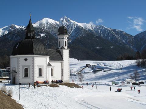 """Seefeld in Tirol – Besök längdskidåkningens """"hemland"""""""