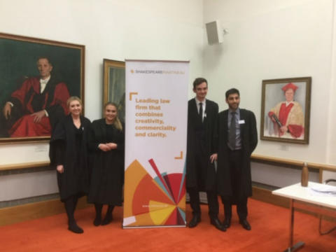 Mooting Triumph for Law Students