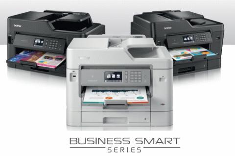Solutions Business Smart jet d'encre pour les petites et moyennes entreprises
