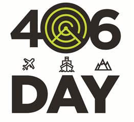 Image - ACR Electronics - Friday, April 6th is 406Day - a national awareness day to highlight the benefits and responsibilities of owning a 406 MHz beacon
