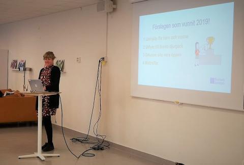 Första boendebudgeten i Norden testas i Biskopsgården