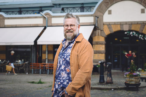 Ny krogsatsning inne i Stora Saluhallen i Göteborg