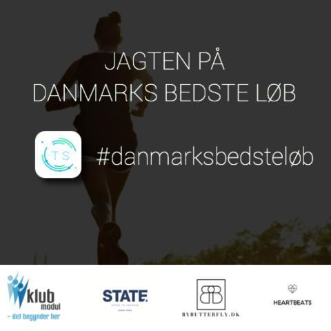 Ny kampagne skal finde Danmarks bedste motionsløb