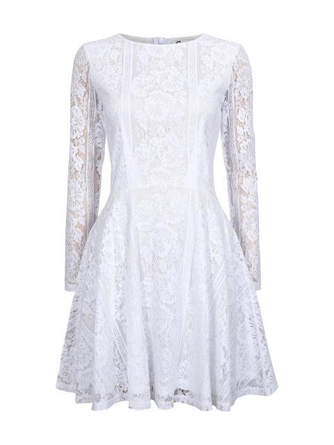 Lola Lace_dress _white