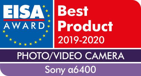 EISA Award Sony a6400