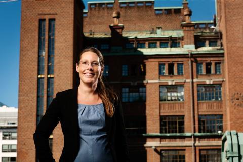 Magdalena Streijffert ny generalsekreterare för Fairtrade