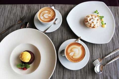 Á la carte: desserter