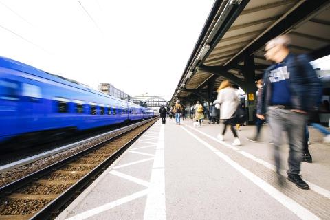 Järnväg i tunnel eller spår i markplan- nu har Lunds politiker fått en första lägesbild