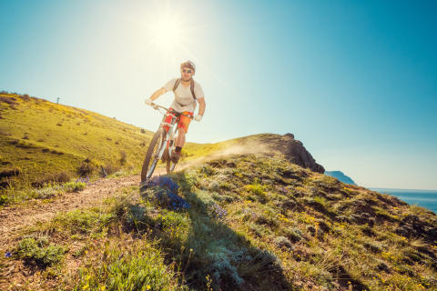 Canyoning, mountainbiking och surfskola på Azorerna