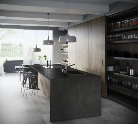 Dekton Kitchen - Milar
