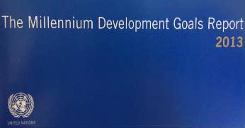 FN:s millenniemålsrapport 2013: Stora framsteg och fler mål inom räckhåll