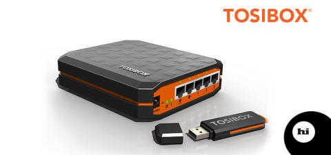 Tosibox indgår partnerskab med OEM Automatic Klitsø i Danmark