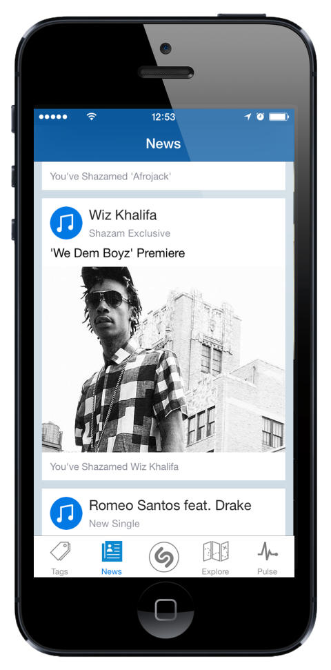 Warner Music Group and Shazam Announce Landmark Strategic Alliance