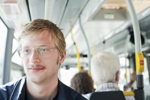 Härnösand sänker busspriset till 50 kronor i månaden