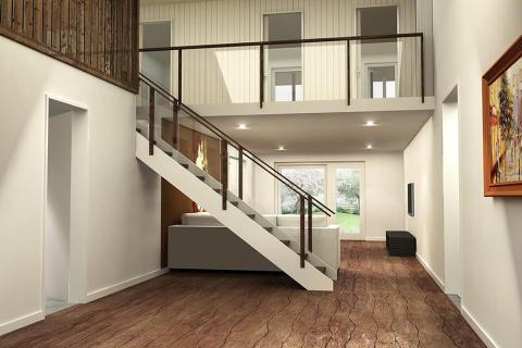 Thermotech levererar golvvärme till klimatprojektet Eco Now House