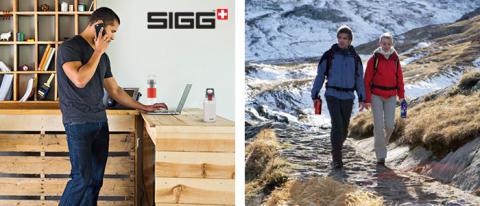 Roswi AB ny distributör för SIGG i Danmark