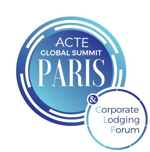 ACTE Paris Global Summit & Corporate Lodging Forum