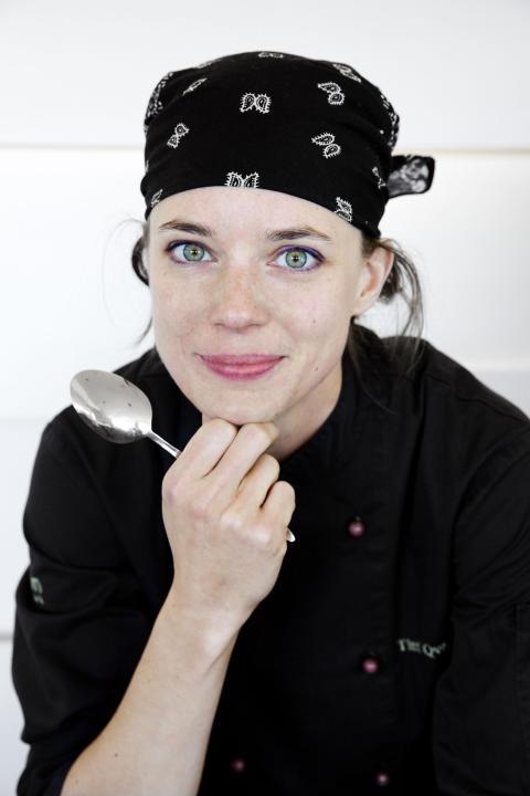 Swedish Michelin chef co-develops Caliente's new flavors
