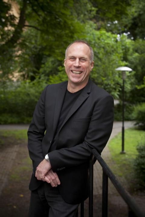 Hans Hassle, Secretary-General of Plantagon International Association