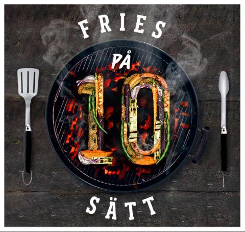 Fries på 10 sätt