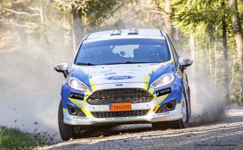 Ford fortsätter med lyckat EcoBoost-koncept i rally-SM