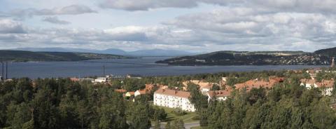 Östersundshem bygger nytt landmärke