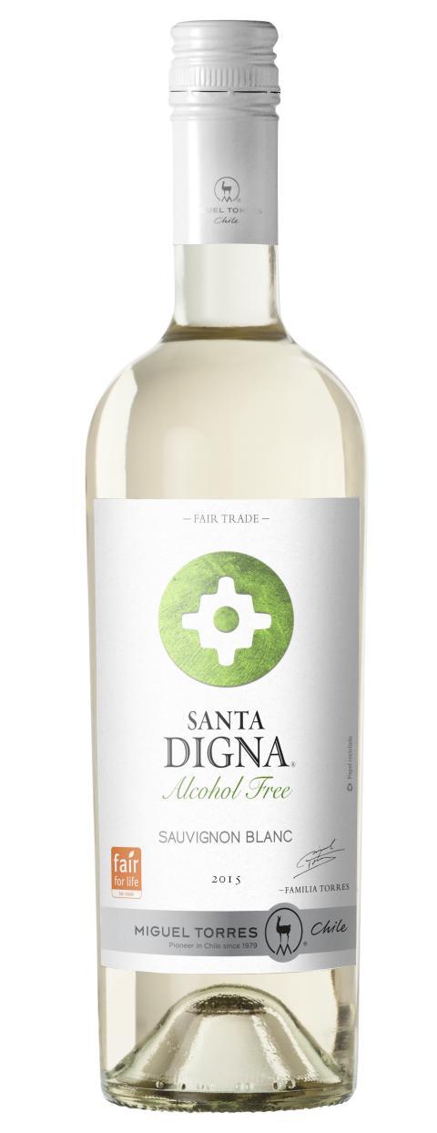 Santa Digna Alkoholfritt
