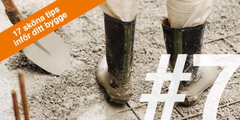17 sköna tips inför ditt bygge – TIPS 7: TORPARGRUND ELLER BETONGPLATTA?