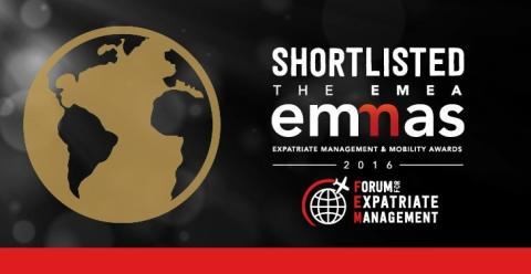 ECA and Edrington shortlisted for the 'Best Vendor Partnership' category at the FEM EMEA EMMAs 2016