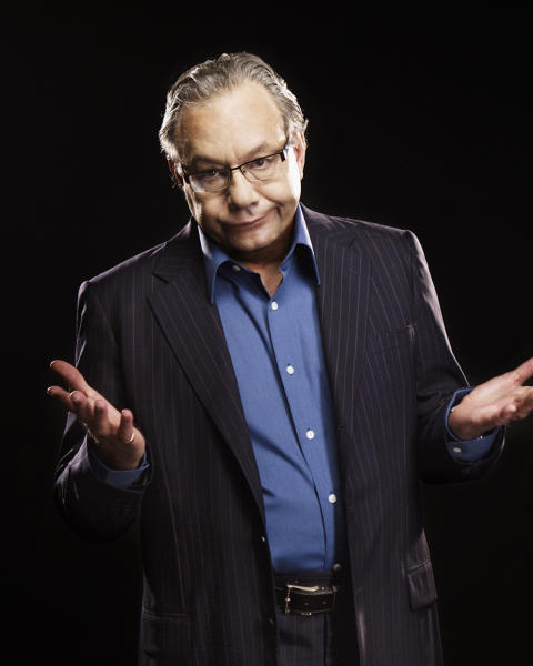 Den prisbelönta The Daily Show-komikern Lewis Black till Sverige