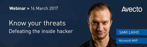 Defeating the inside hacker
