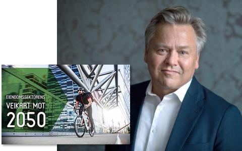 Mustad Eiendom tilslutter seg Eiendomssektorens veikart mot 2050