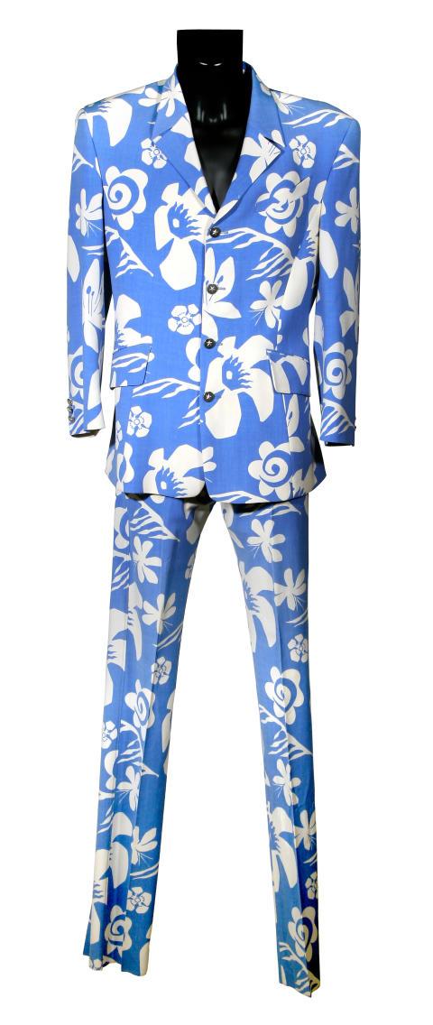 Kostym av Thierry Mugler, Röhsska museet