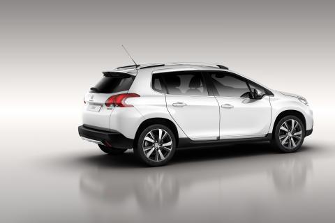 Peugeot 2008 – en ny kompakt crossover som ska erövra världspubliken