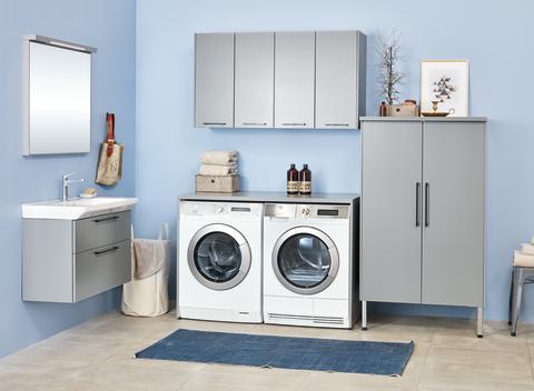 Svedbergs tar tvättstugan in i badrummet