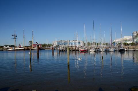 Yachthafen (1)_credit_Ostsee_Resort_Damp