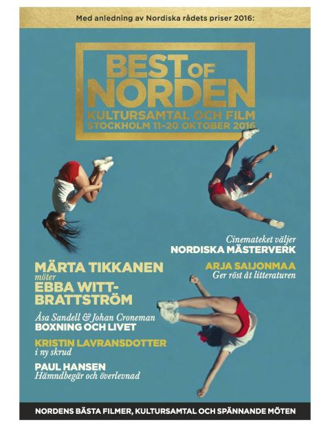 Best of Norden – the best Nordic films and engaging discussions in Stockholm
